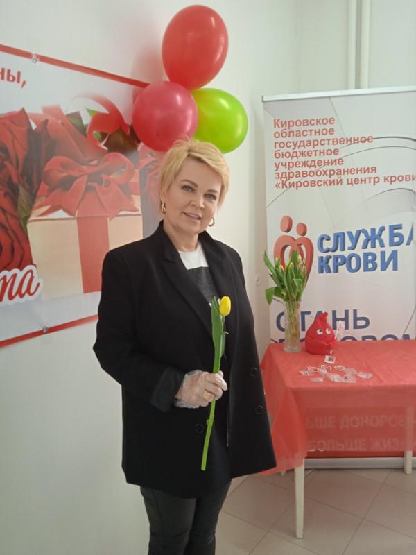 Вы просматриваете фотографии из материала: Акция, посвященная Международному женскому дню - 8 марта!