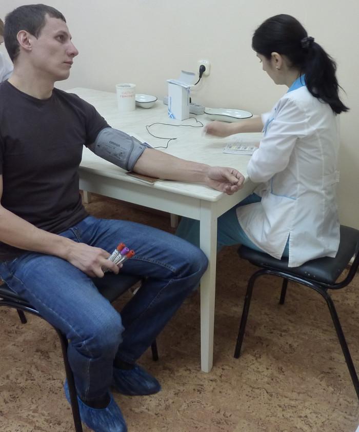 Вы просматриваете фотографии из материала: Акция «ДЕНЬ ДОНОРА» для струдников УФСКН по Кировской области
