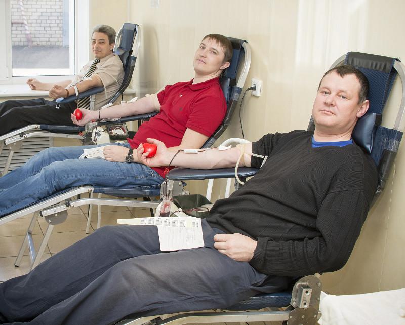 Вы просматриваете фотографии из материала: Сотрудники ОАО «Газпром газораспределение Киров» приняли участие в донорской акции «Стань донором крови»