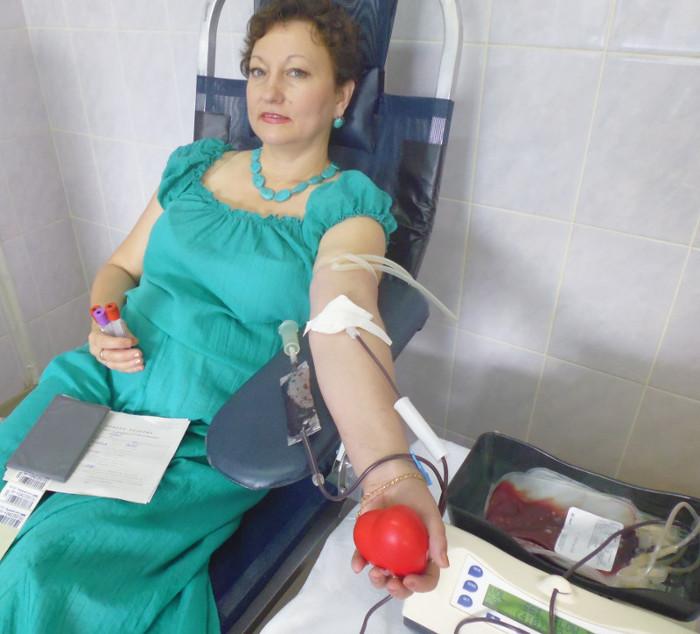 Вы просматриваете фотографии из материала: Акция «Стань донором крови» в пгт.Юрья