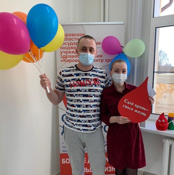 Вы просматриваете фотографии из материала: Празднование  национального Дня донора крови