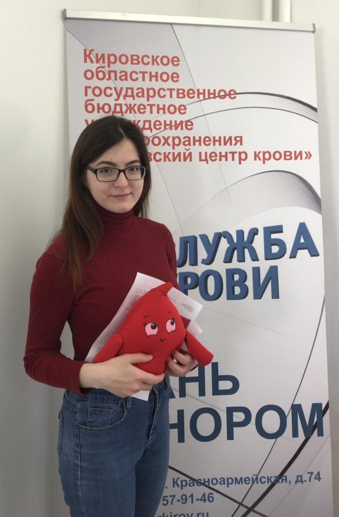 Вы просматриваете фотографии из материала: Акция «Стань донором крови» для студентов КГМУ