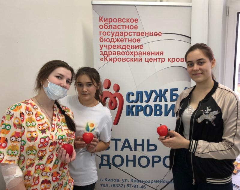 Вы просматриваете фотографии из материала: Акция Стань донором крови! для студентов КГМУ 6 ноября 2019г.