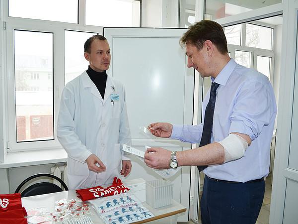 Вы просматриваете фотографии из материала: мероприятия к Национальному дню донора крови