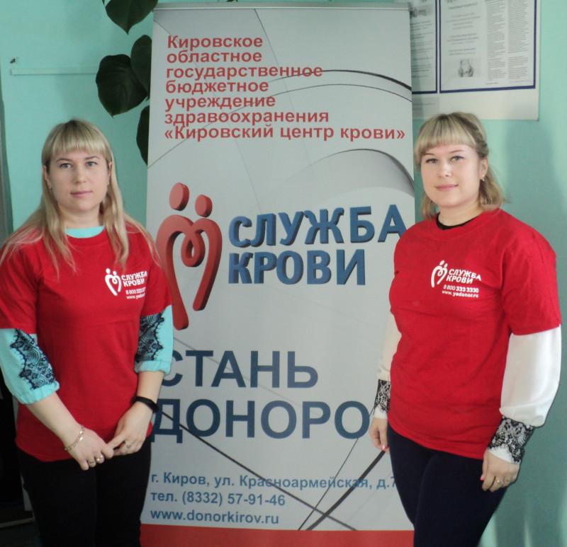 Вы просматриваете фотографии из материала: В Кировском центре крови подвели итоги мероприятий, организованных в рамках празднования Национального дня донора крови