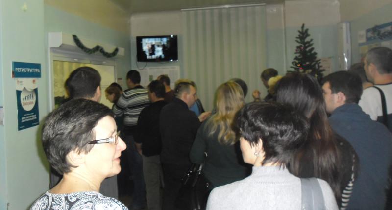 Вы просматриваете фотографии из материала: Кировский центр крови организовал акцию «Милосердие без выходных»