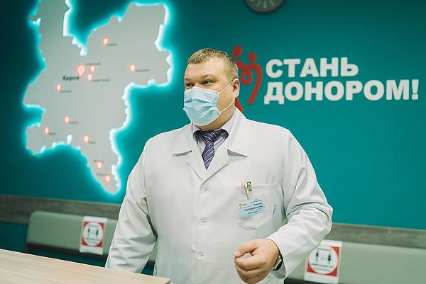 Вы просматриваете фотографии из материала: Доноры Кировской области принимаются в обновленном Центре крови