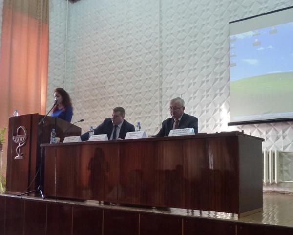 Вы просматриваете фотографии из материала: Региональная конференция по актуальным вопросам трансфузиологической помощи